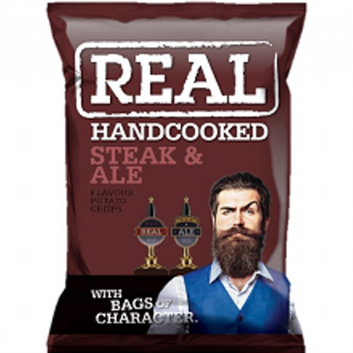 REAL STEAK & ALE 35g